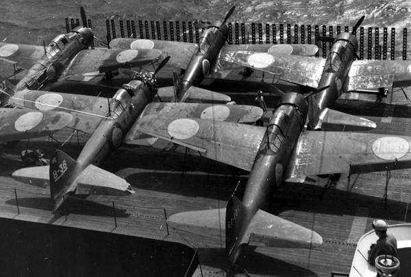 ゼロ戦鹵獲機