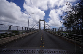 KBブリッジ(パラオ)5