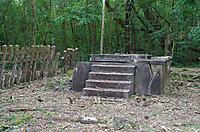 テニアン 日の出神社