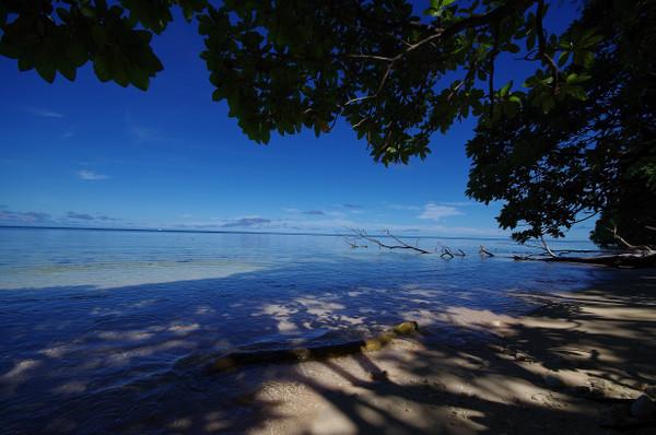 ペリリュー島オレンジビーチ02