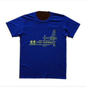 震電Tシャツ