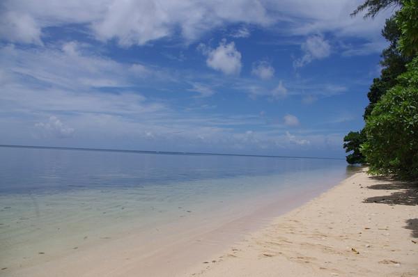 ペリリュー島オレンジビーチ01