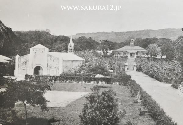 アンガウル島・サイパン村