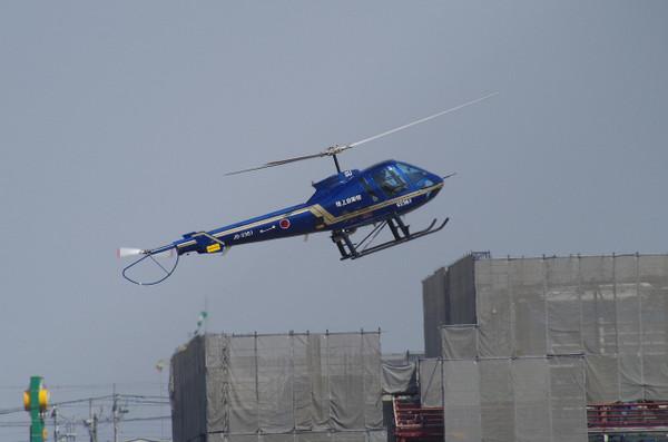 エンストロム480陸上自衛隊練習機