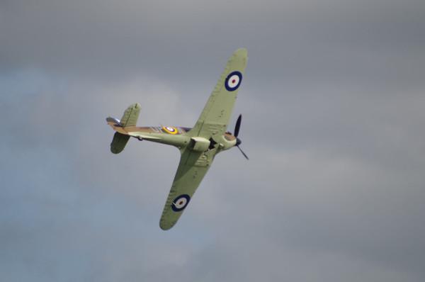 ホーカー ハリケーン(Hawker Hurricane)
