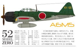 ゼロ戦(零戦)52型/五二型