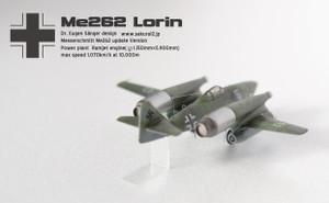 Me262 Lorin ラムジェット