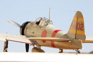 零戦21型「赤城」進藤三郎大尉機