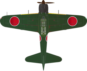零戦(ゼロ戦)52型