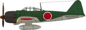 零戦(ゼロ戦52型)