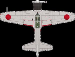 零戦(ゼロ戦)21型