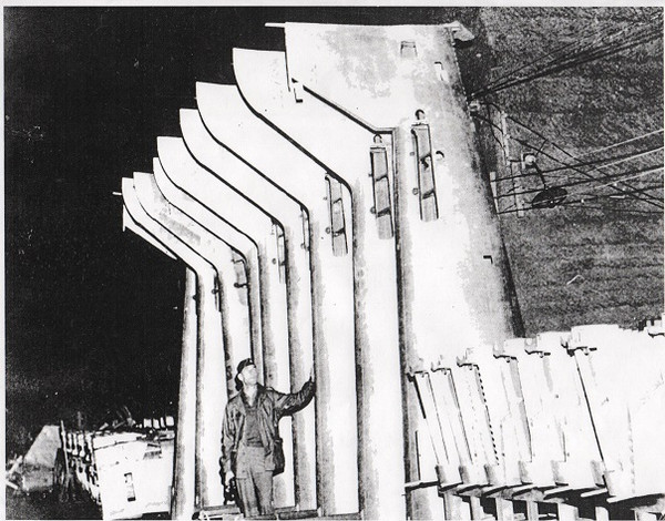 宇都宮市の大谷地下空間(大谷資料館)と四式戦闘機「疾風」