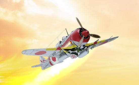 二式戦闘機「鍾馗」二型乙 40mm砲搭載機