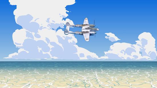 サンテグジュペリ 飛行機